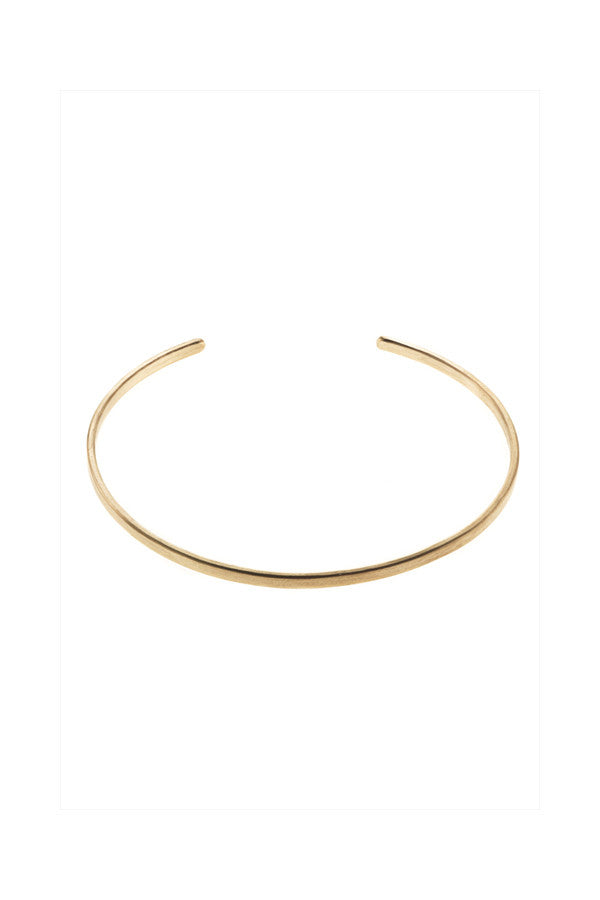 NUDE BRACELET - HIGH POLISHED GOLD