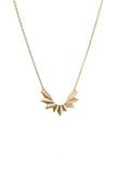 WING NECKLACE - GOLD