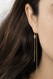 AURORE EARRING - ROSE GOLD