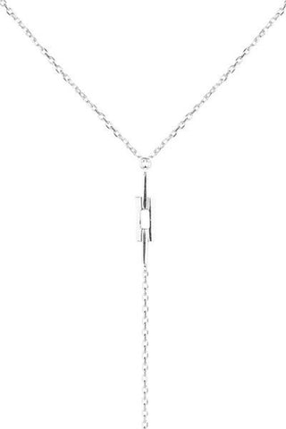 AURORE NECKLACE - SILVER
