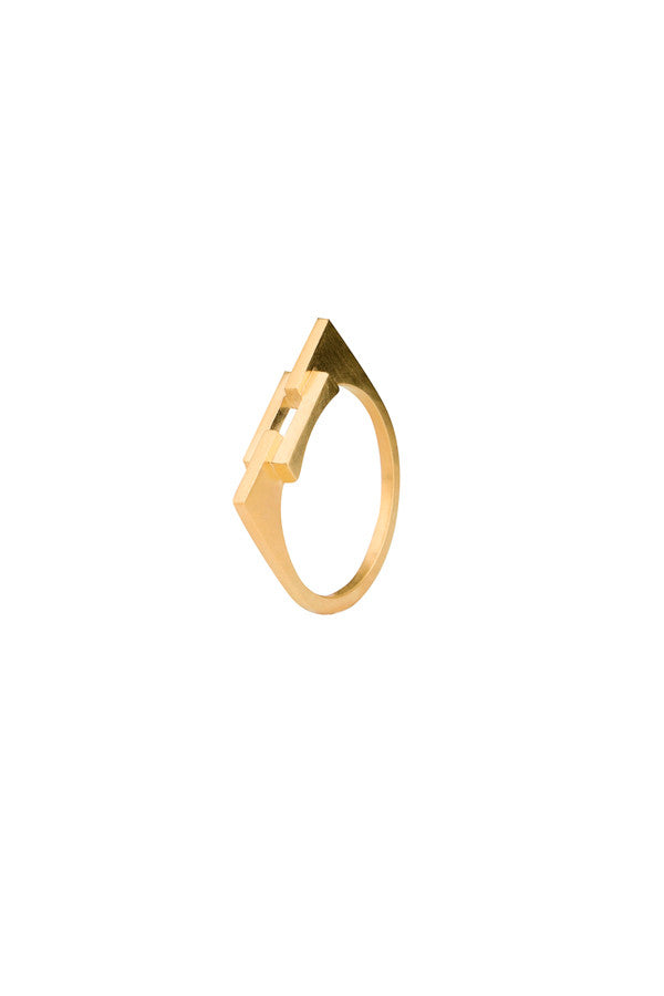 AURORE RING - GOLD