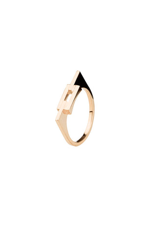 AURORE RING - ROSE GOLD