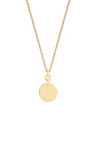 CAMILLE NECKLACE - HIGH POLISHED GOLD
