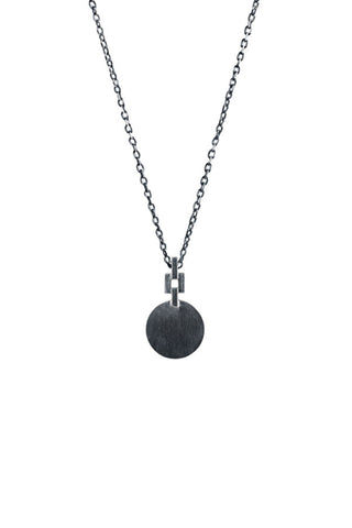 CAMILLE NECKLACE - BLACK