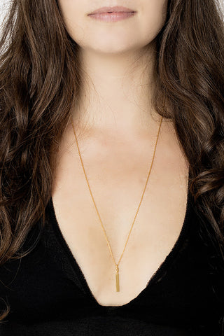 CELESTE NECKLACE - BLACK