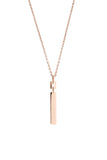 CELESTE NECKLACE - ROSE GOLD