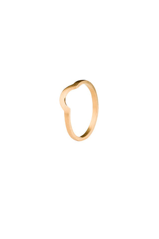 CLAUDINE RING - GOLD