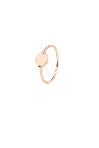 ELISE RING - ROSE GOLD
