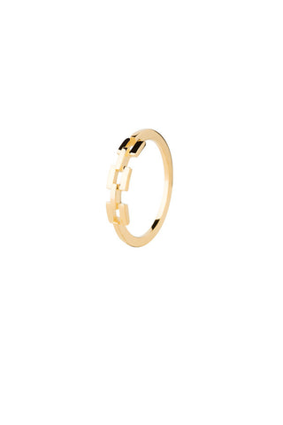 ESTELLE RING - HIGH POLISHED GOLD