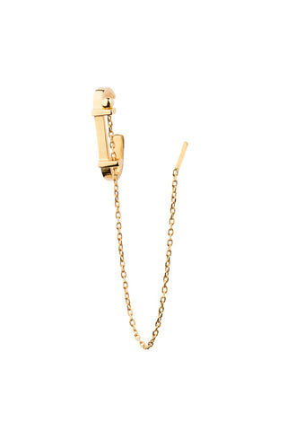 TONKIN EAR CUFF - HIGH POLISHED GOLD