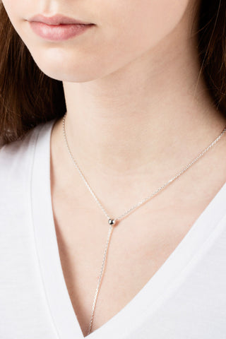 HELIX NECKLACE - HIGH POLISHED GOLD
