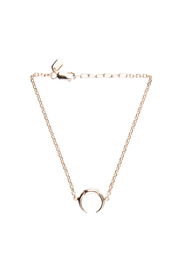 TUSK MINI BRACELET - ROSE GOLD
