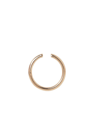 TWIN MAXI EAR CUFF - ROSE GOLD