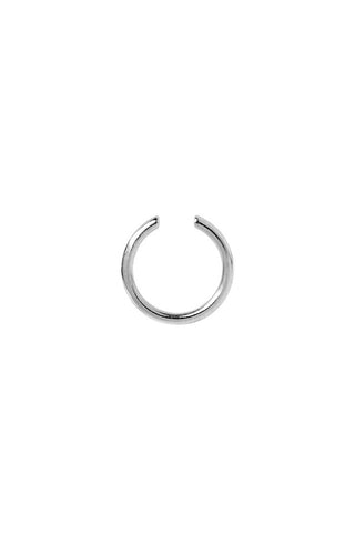 TWIN MINI EAR CUFF - SILVER