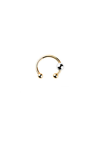 LABRET MULTI CUFF - TWO TONE