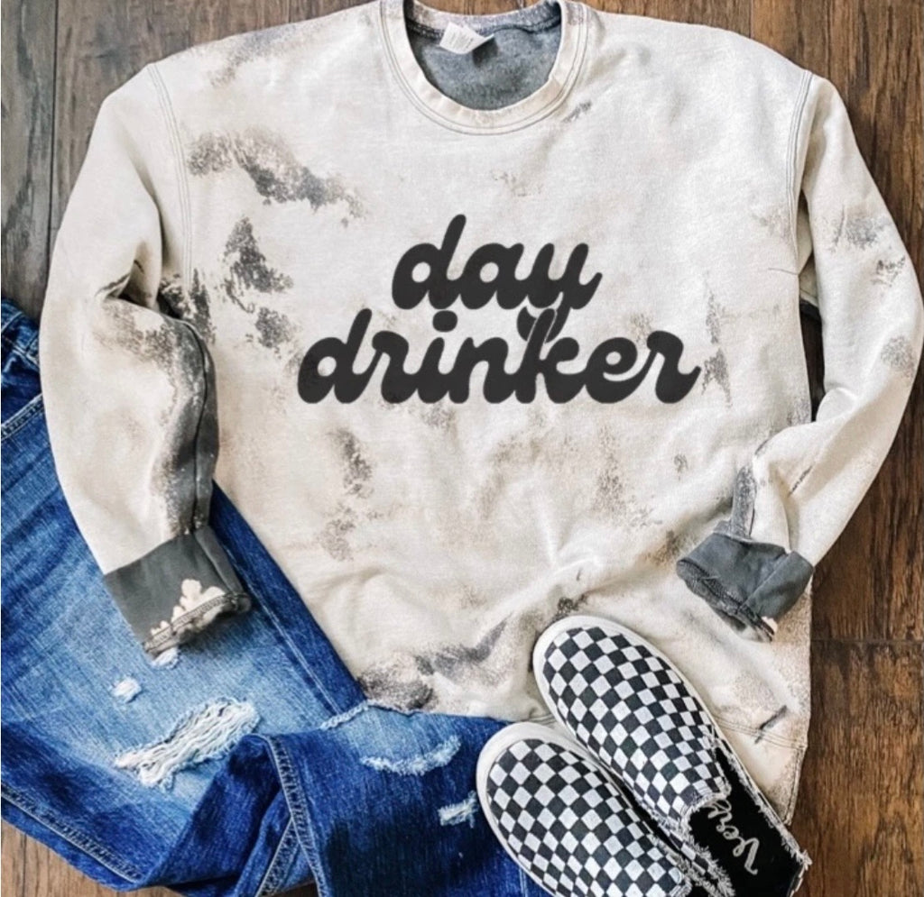 Day Drinker Sweatshirt