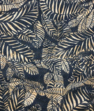 Zebra Fern Fabric - Cook Island