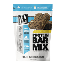 THA: Protein Bar Mix Double Chocolate Domination
