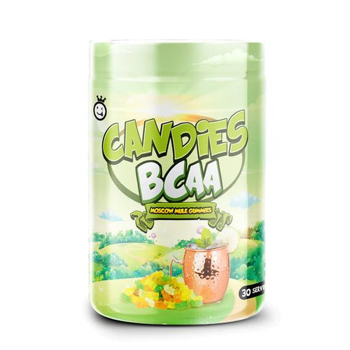 Yummy Sports: Candies BCAA Moscow Mule (30 Servings) - The Barbell Box