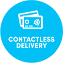 Contactless Delivery Icon