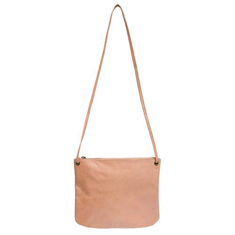 Florence Leather Crossover Bag | More colours available