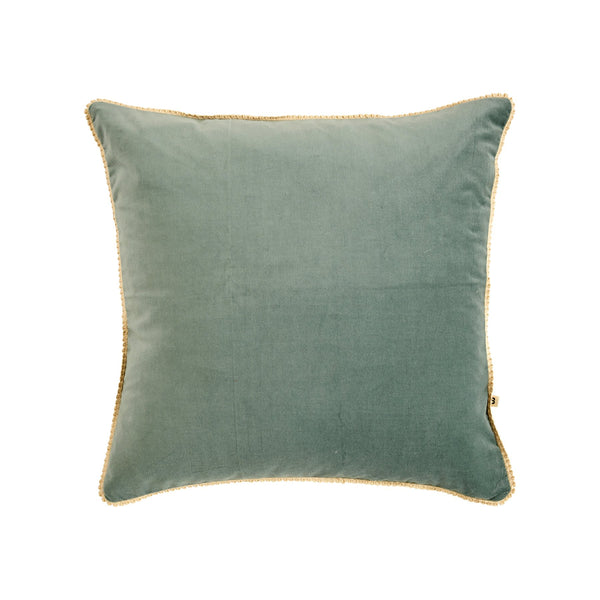 VELVET CUSHION 55x55cm | Sky Blue | Bonnie and Neil