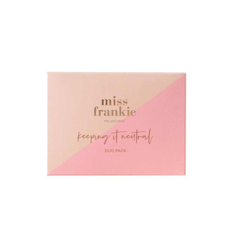 MISS FRANKIE GIFT SET | Keeping it Neutral