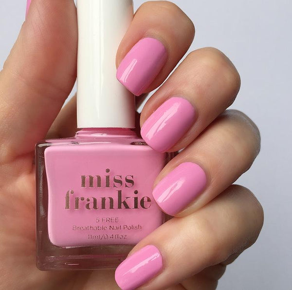 miss frankie nail polishes - hello lover - nail polishes - vegan - cruelty free