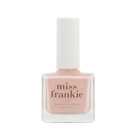 miss frankie - nail polishes - secret - soiree vegan - cruelty free - breathable