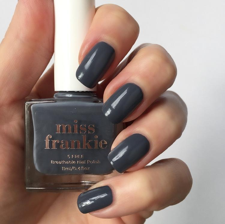miss frankie - nail polishes - prefect stranger - vegan - cruelty free