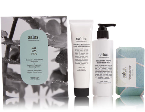 Salus Body - Gift pack - Day Spa Trio