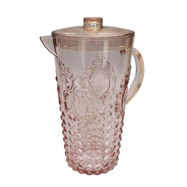 ACRYLIC GEMSTONE PITCHER | Blush