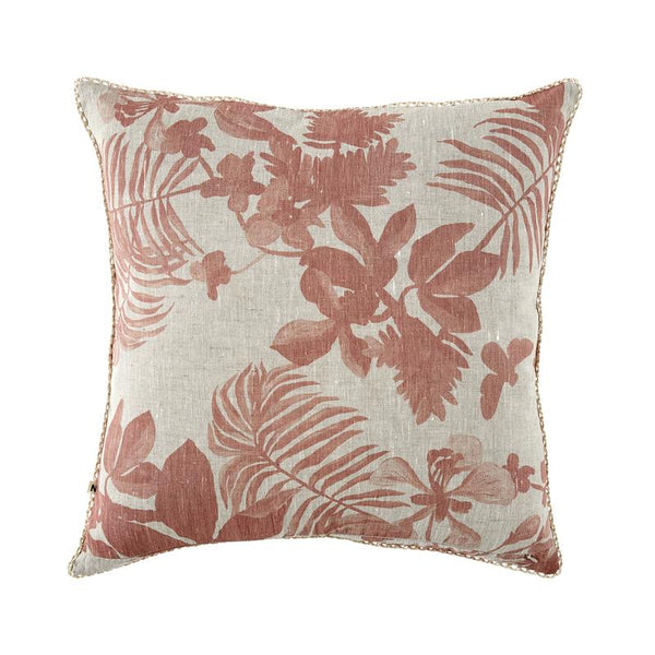 PALMS CLAY CUSHION | Bonnie and Neil | Homewares | Mosman Park, Perth