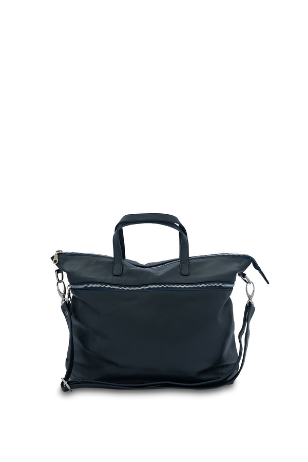 Bahru Rome Bag in Navy - Tote Bag - Mosman Park - Perth