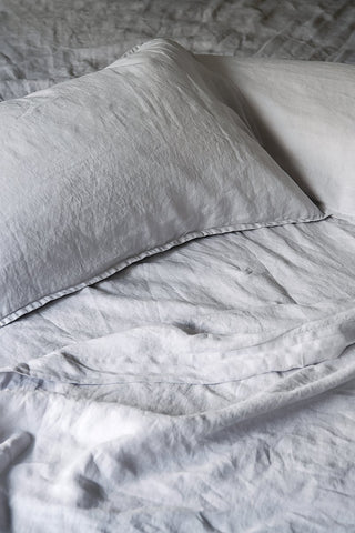 bedtonic sheet set fog
