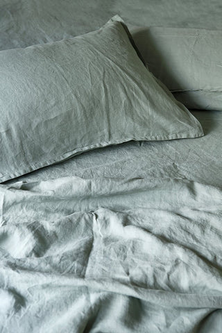 bedtonic sheet set sage