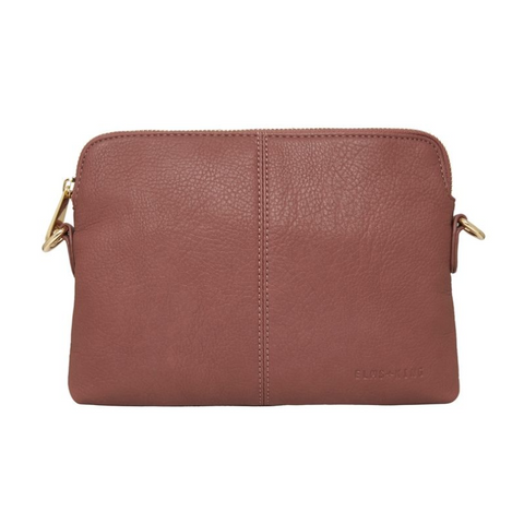 Elms and King Bowery Wallet Bag in Mulberry