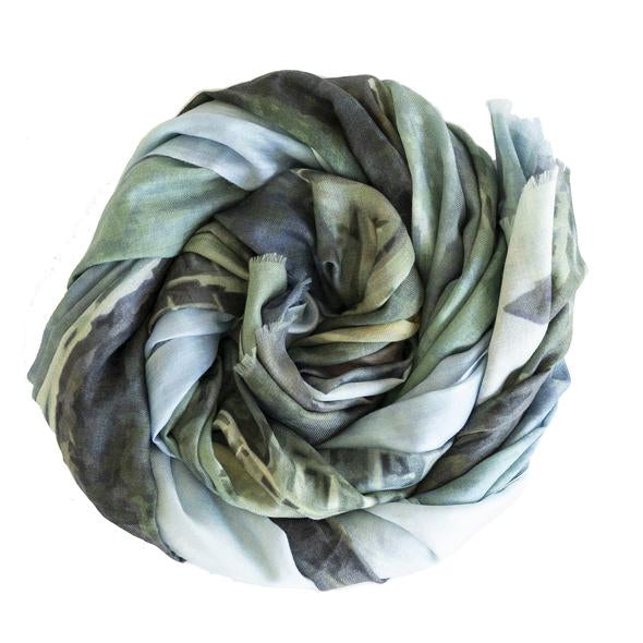 Urban Fable wool silk scarf Bronte