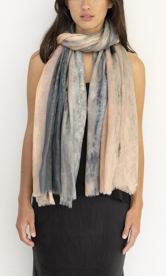 Urban Fable wool silk scarf Cottesloe