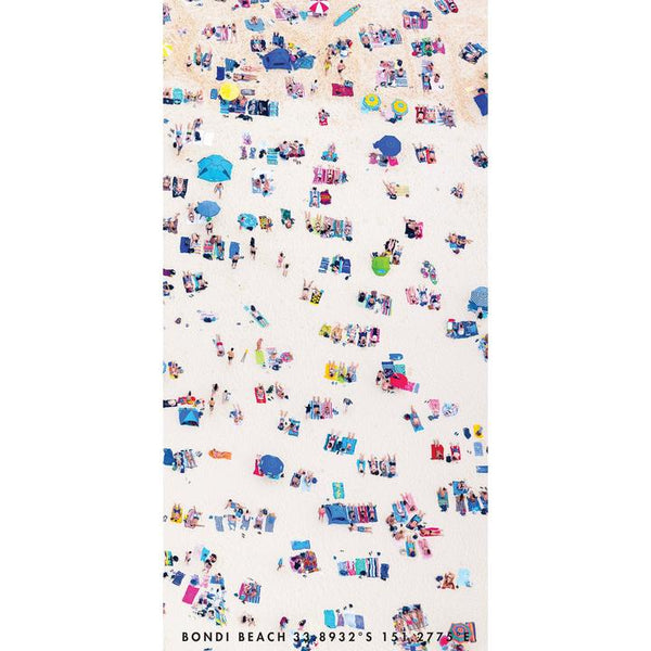 DESTINATION BEACH TOWEL | Happy People