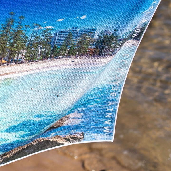 DESTINATION BEACH TOWEL | Manly Moments