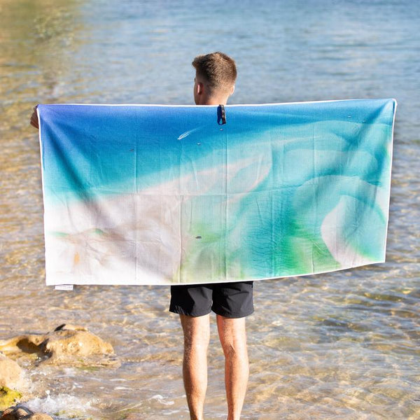 DESTINATION BEACH TOWEL | Tidal