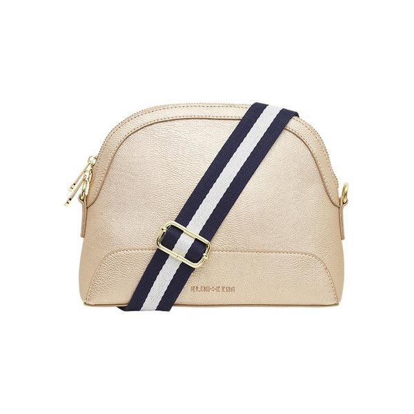 BRONTE DAY BAG | Light Gold | Elms & King