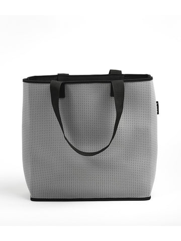 Go-To Base neoprene bag by Base Supply in cool grey
