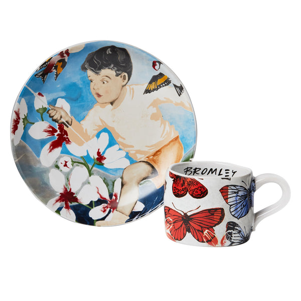 Robert Gordon X Bromley & Co Children's gift set butterfly catcher