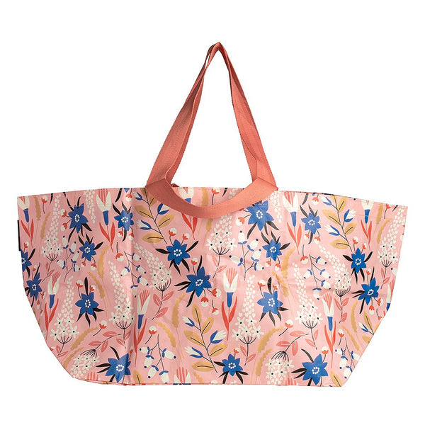 BEACH BAG | Tiny Garden Vintage Field | Kollab