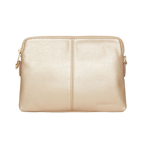 Elms and King Bowery Wallet Light Gold