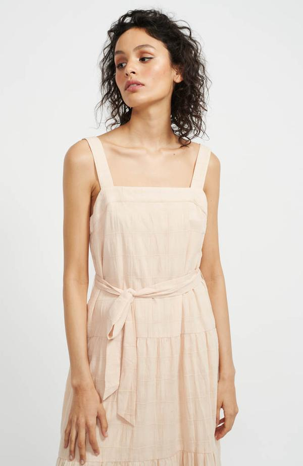 Staple The Label Lila Sundress in pale pink