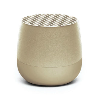 Lexon Mino mini speaker gold