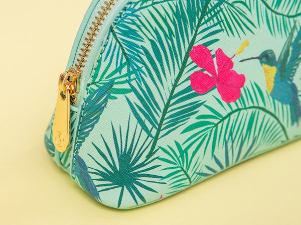 COSMETIC CASE | Hummingbird | Fenella Smith